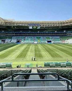 Palmeiras ultrapassa 10 mil ingressos vendidos para jogo contra o Sport