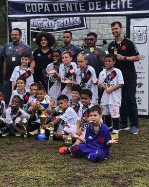 Título, goleadas e última rodada da Taça Guanabara: veja os resultados da base do Vasco no fim de semana
