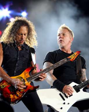 Metallica anuncia novas datas de shows no Brasil em 2022