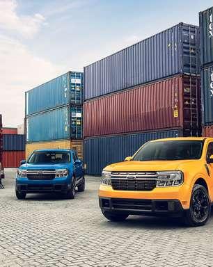 Ford Maverick desembarca no Brasil. Vai assustar Fiat Toro?