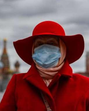 Rússia bate novo recorde de mortes diárias por Covid-19