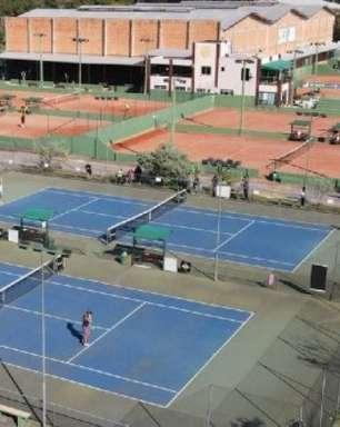 Itajaí (SC) recebe o Campeonato Brasileiro de Seniors de tênis