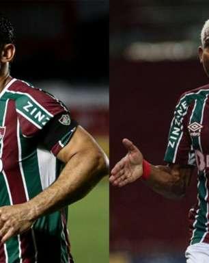 Com 'disputa interna' acirrada, Fluminense tenta acentuar seu poderio ofensivo no Brasileirão