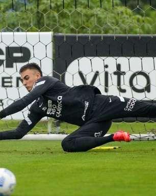 Renato Augusto fica fora de primeiro treinamento do Corinthians para o confronto diante da Chapecoense
