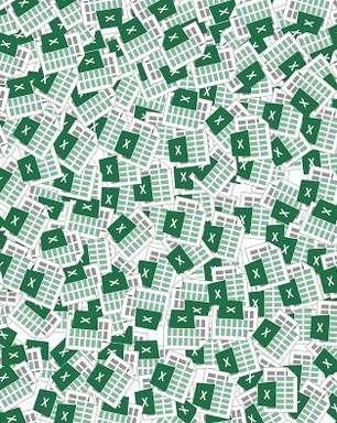Como inserir linha no Excel