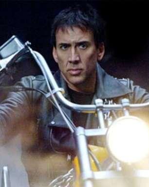 Nicolas Cage foi o único considerado para interpretar o Motoqueiro Fantasma