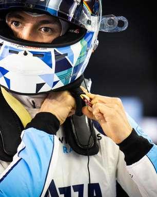 Recuperado de acidente, Aitken volta à F1 e faz treino livre 1 em Abu Dhabi pela Williams