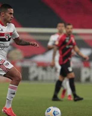 CBF antecipa jogo do São Paulo contra o Athletico-PR; veja nova data