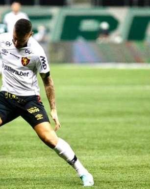 Felipe Melo comemora virada sobre o Sport e destaca dica de Felipão: 'Corre que vai fazer'