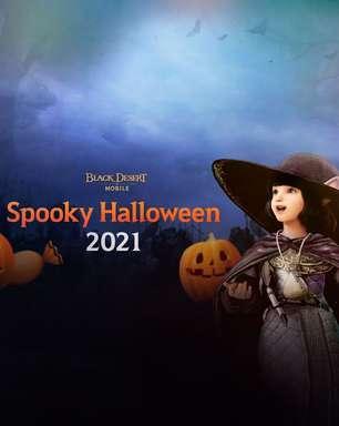 Black Desert Mobile tem premiações temáticas de Halloween