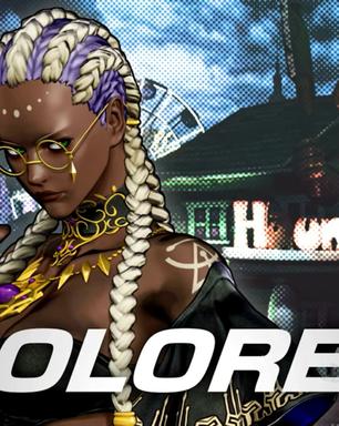 King of Fighters 15 terá beta aberto em novembro e Dolores como lutadora