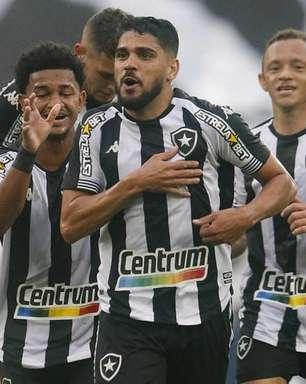 Daniel Borges bate meta, e Botafogo exerce obrigação de compra de R$ 600 mil para contratar defensor