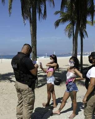 Prefeitura do Rio desobriga máscaras em locais abertos