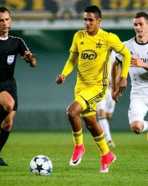 'Rei das assistências', Cristiano dá mais um passe para gol e Sheriff avança na Copa da Moldavia