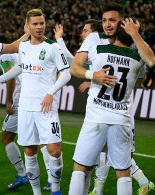 De lavada! Borussia Monchengladbach goleia o Bayern de Munique na Copa da Alemanha