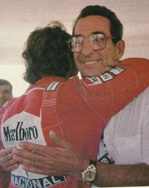 Pai de Ayrton Senna, Milton da Silva morre aos 94 anos