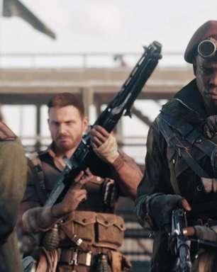 Call of Duty: Vanguard ocupará menos espaço no HD