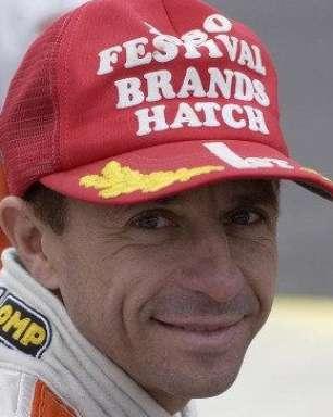Moreno reencontra sua história da F-Ford em Brands Hatch