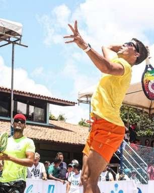 Fortes nomes locais disputam ITF de Beach Tennis em Natal (RN)