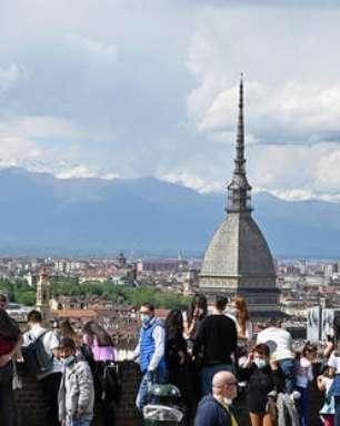 Itália passa da marca de 132 mil mortes por Covid-19