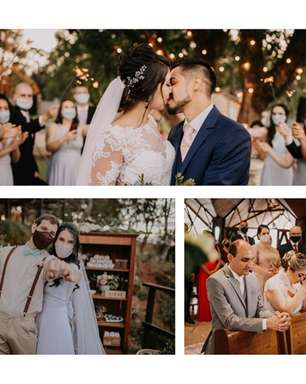 Milhares de casamentos serão celebrados até o fim do ano