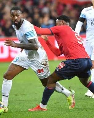 Gerson dá assistência, e Olympique Marseille arranca empate com Nice