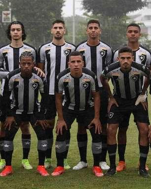 Botafogo vence Cabofriense nos pênaltis e garante vaga na semifinal da Copa Rio Sub-20/OPG