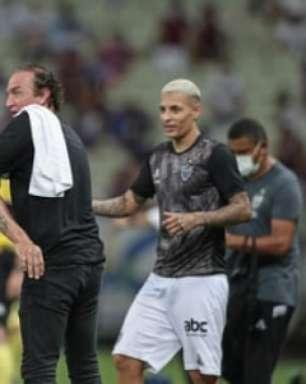 Cuca promete utilizar o Brasileirão como preparação para a decisão da Copa do Brasil