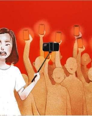 Ziganwu: os blogueiros nacionalistas chineses que atacam o Ocidente