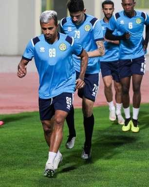 Wanderson destaca vontade de crescer nos Emirados Árabes