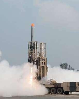 Índia testa míssil intercontinental com sucesso
