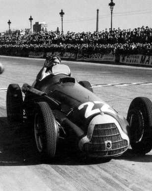 Na Garagem: Fangio supera estratégia da Ferrari e conquista primeiro título na F1