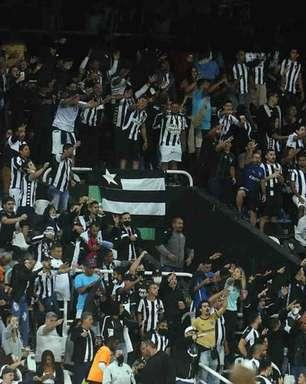 Após liberação, Botafogo pretende colocar mais ingressos em jogos mas não vai abrir 100% do Nilton Santos