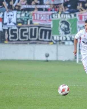 Marquinhos Cipriano comemora sequência de jogos no FC Sion, da Suíça, e reforça: 'Posso evoluir mais'