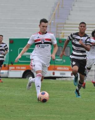 Paulista sub-20: São Paulo perde para o XV de Piracicaba