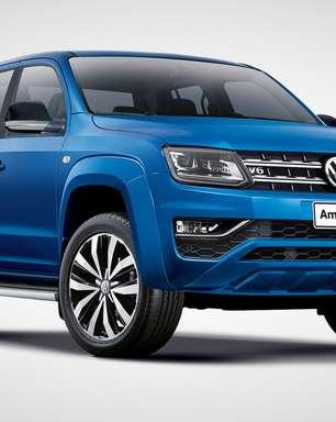 Volkswagen Amarok fica mais cara e supera os R$ 300 mil