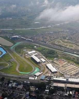 Veja a previsão do tempo para GP do Brasil de Fórmula 1