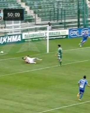 De Vincenti marca e PAS Giannina reage contra Panathinaikos