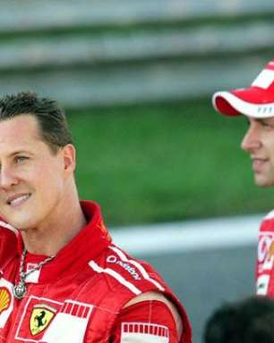 Schumacher segue internado após acidente grave