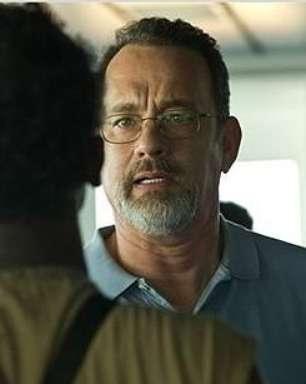 "Trailer: Tom Hanks vive ""Capitão Phillips"" no cinema"