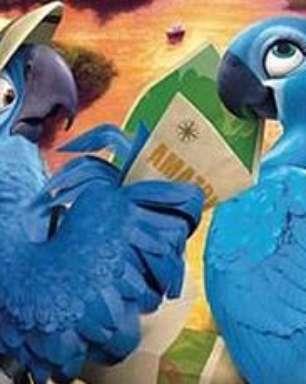 Em Rio 2, arara Blu e sua família vão visitar a Amazônia