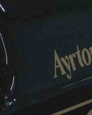 Lotus 1985 de Ayrton Senna volta à pista em Ímola
