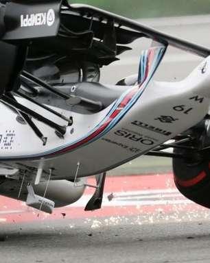 Comentarista culpa Magnussen em batida com Massa na Alemanha