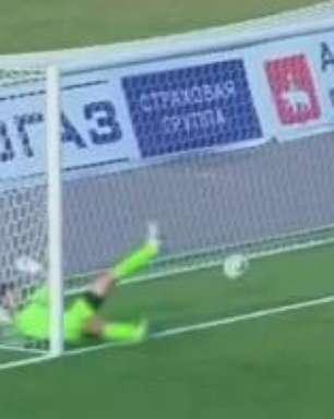 Veja lances de Amkar 2 x 0 Spartak Moscou pelo Russo