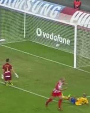 Veja os gols de Olympiacos 3 x 0 Veria pelo Campeonato Grego