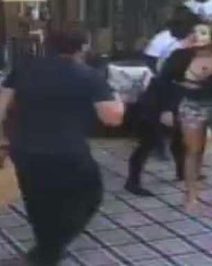 """Barraco! Felipeh Campos diz que MC Brunninha """"não é artista"""""""
