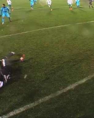 Hulk desperdiça pênalti em 1ª derrota do Zenit no Russo