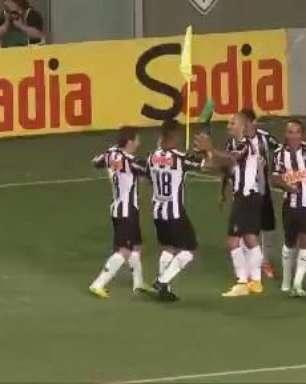 Veja os melhores momentos de Atlético-MG 4 X 0 Flamengo