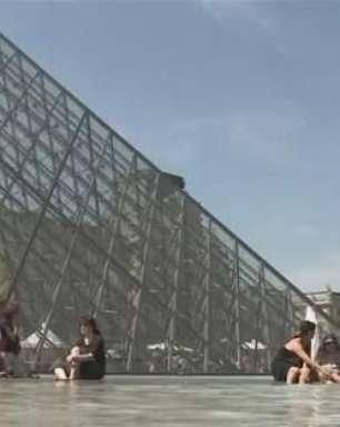 Louvre é museu mais visitado do mundo