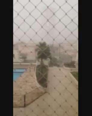 SP: chuva provoca ventania e descargas elétricas na zona sul